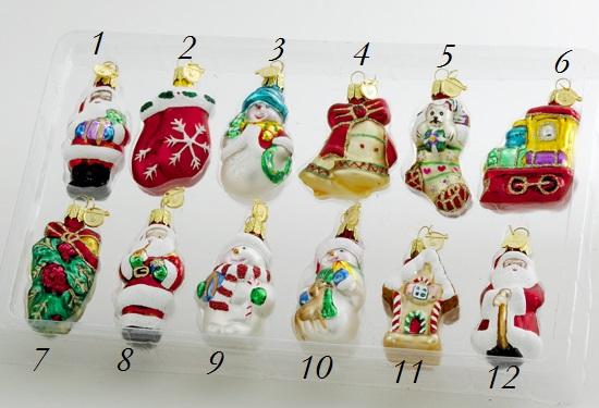 Super Luxe, retro kerstballen en kerstboompieken | Christmas4you2 XP-35